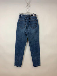 Vintage Denim High Waisted Mom Jeans : XS Small : The Rider Die Riders Jeans