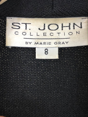 Vintage St. John Knit Blazer : Medium : The Marie Jacket