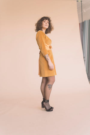 Vintage A Line Dress : Small : The Kate Dress