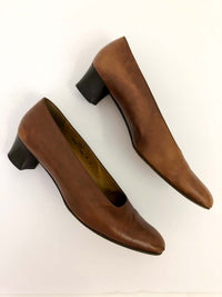 Vintage Coach Leather Pumps : 8 : The Diana Pumps