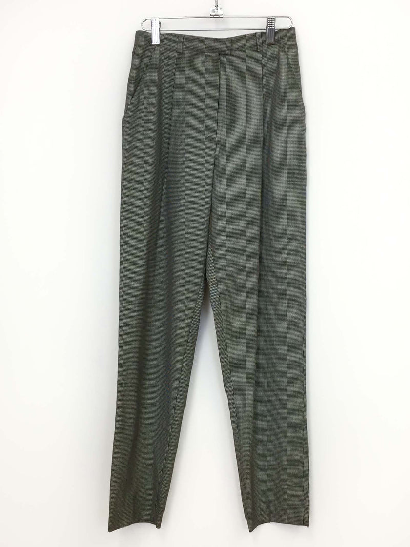 Vintage Escada Trousers : XS/ Small : The Ladder Pant