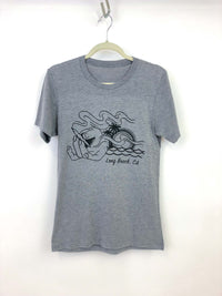 smoke graphic tee