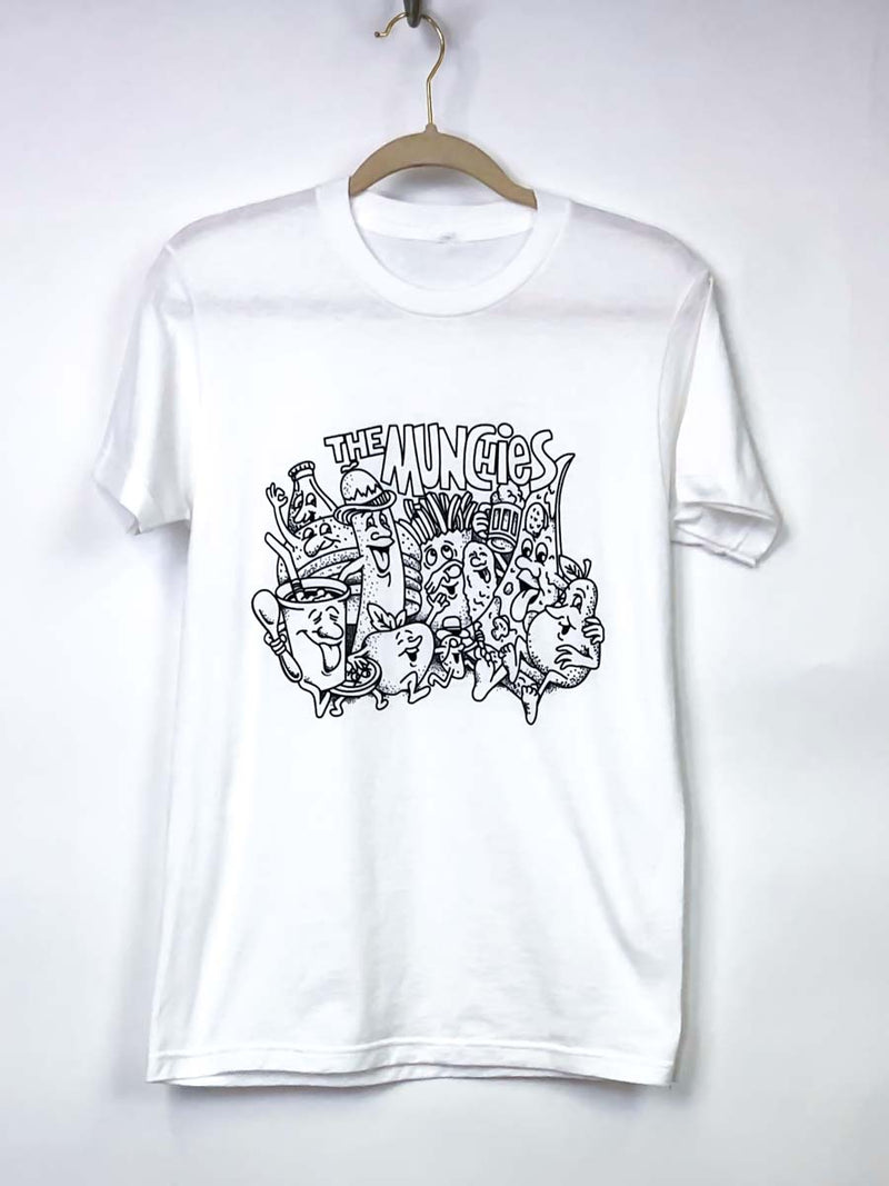 munchies t shirt