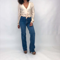 Vintage High Waist Flares : XS / Small : The Glory Days Flares