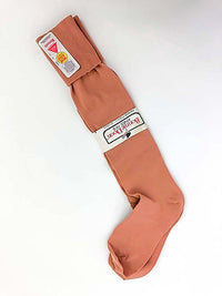 Vintage Knee Hi Socks :: The Bonnie Knee His : Dusty Rose