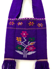 Vintage Embroidered Shoulder Bag :: The Morado Bag