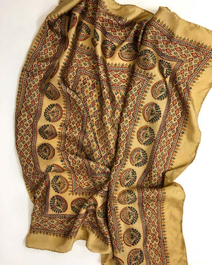 Vintage Printed Scarf :: The That's Why Scarf