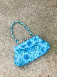Vintage Sequin Beaded Mini Handbag :: The Belle Bag