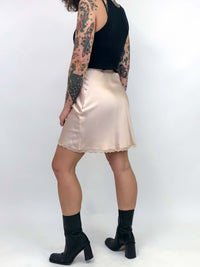 Vintage Slip Skirt : S/M 6 : The Venezia Skirt