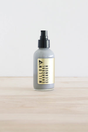 Willow Charcoal Cleanser