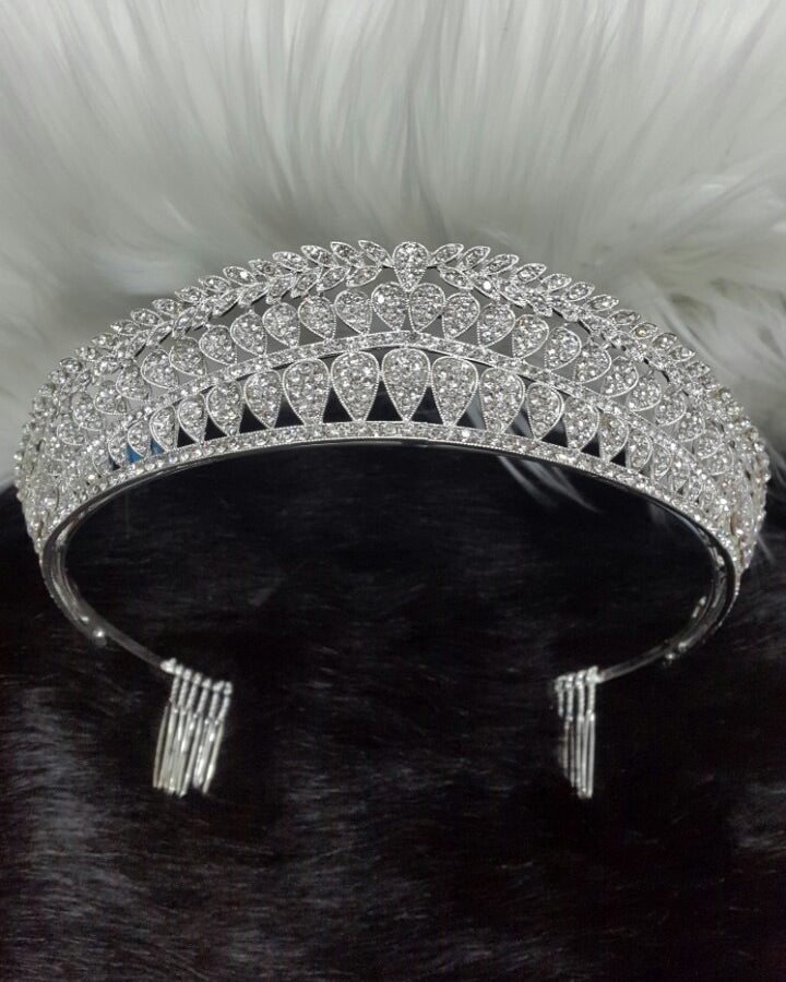 Tilly Luxury Tiara