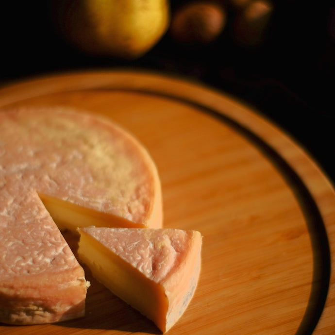Fromage º6 - Semi-Soft, Washed Rind Cheese