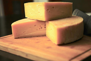 Formaggio º3 - Asiago Style Natural Rind Cheese