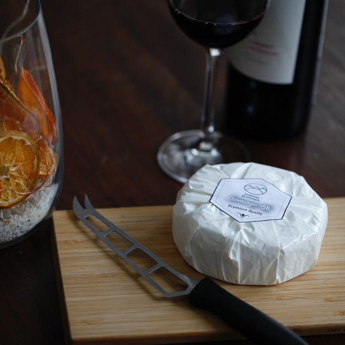 Fromage º5B - Brie Styled Bloomy Rind Cheese (250g+)