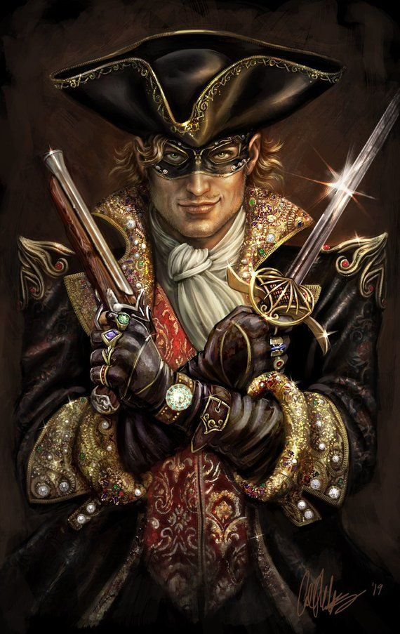 Illustration Pirate Steampunk