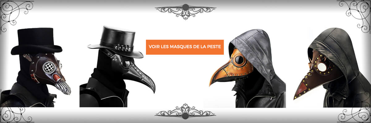 masque peste collection
