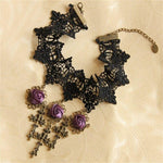 collier gothique steampunk
