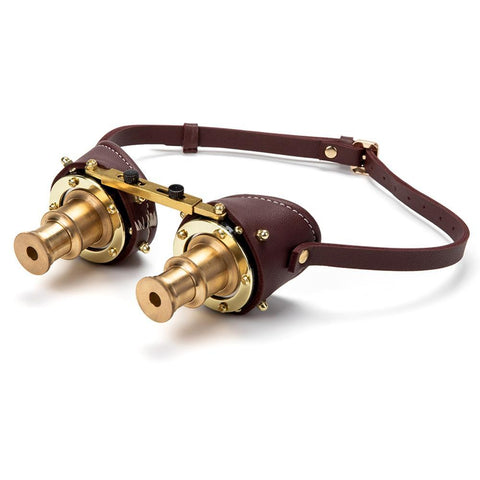 lunettes loupe steampunk