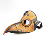 masque corbeau steampunk