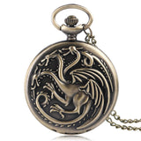montre a gousset game of thrones
