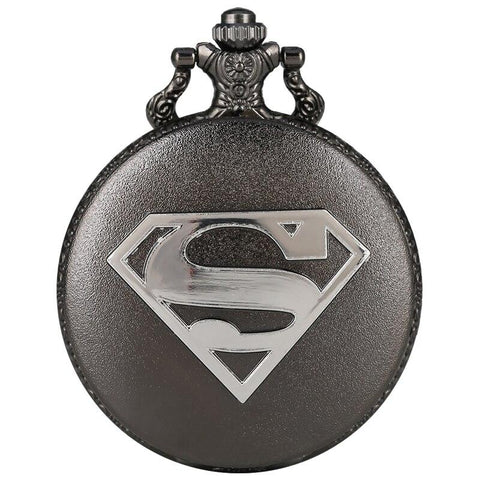 montre gousset superman