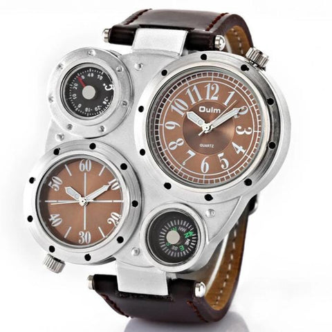 grosse montre multi cadran