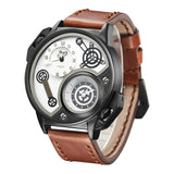 montre steampunk originale