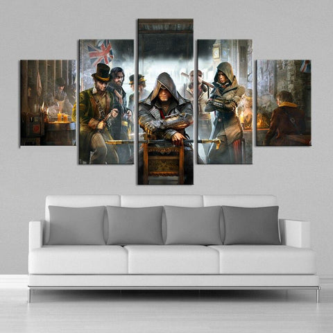 tableau assassins creed