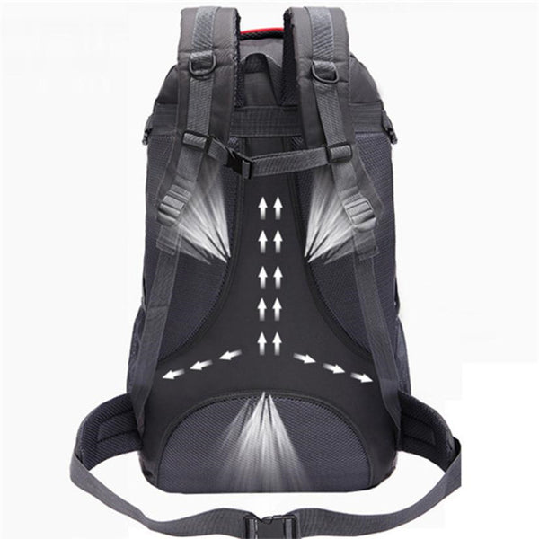 60L Pro Outdoor Backpack