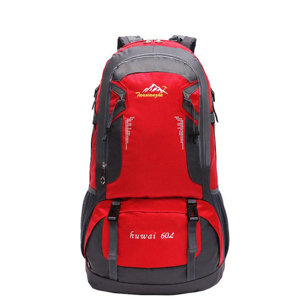 60L Camping Waterproof Backpack