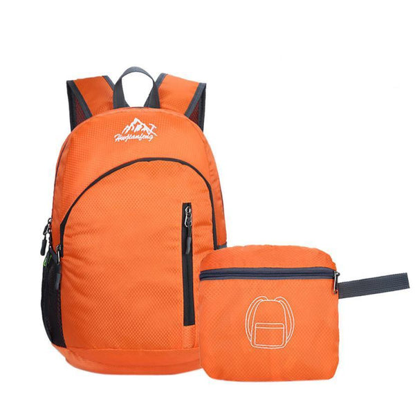 Waterproof Nylon Travel Backpack