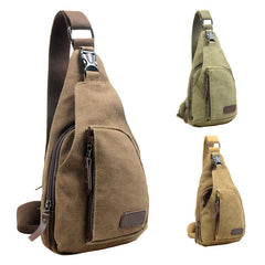 Outdoor Sports Canvas Backpack