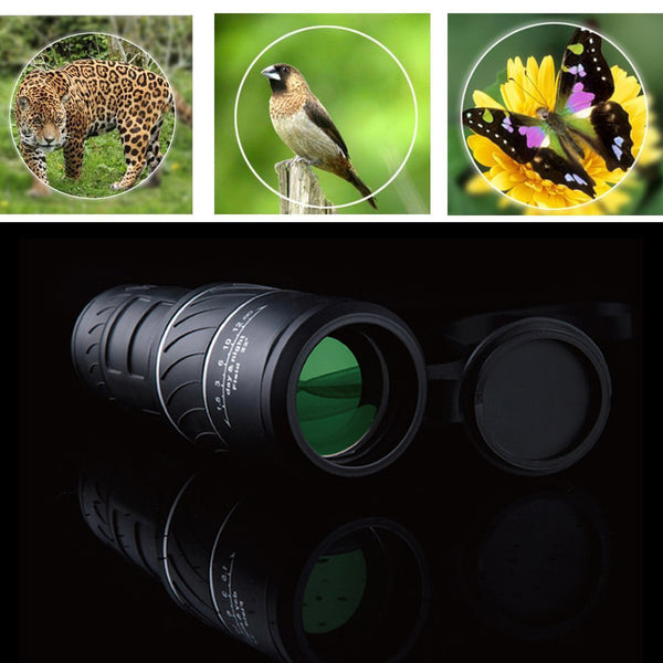 40x60 HD Optical Monocular
