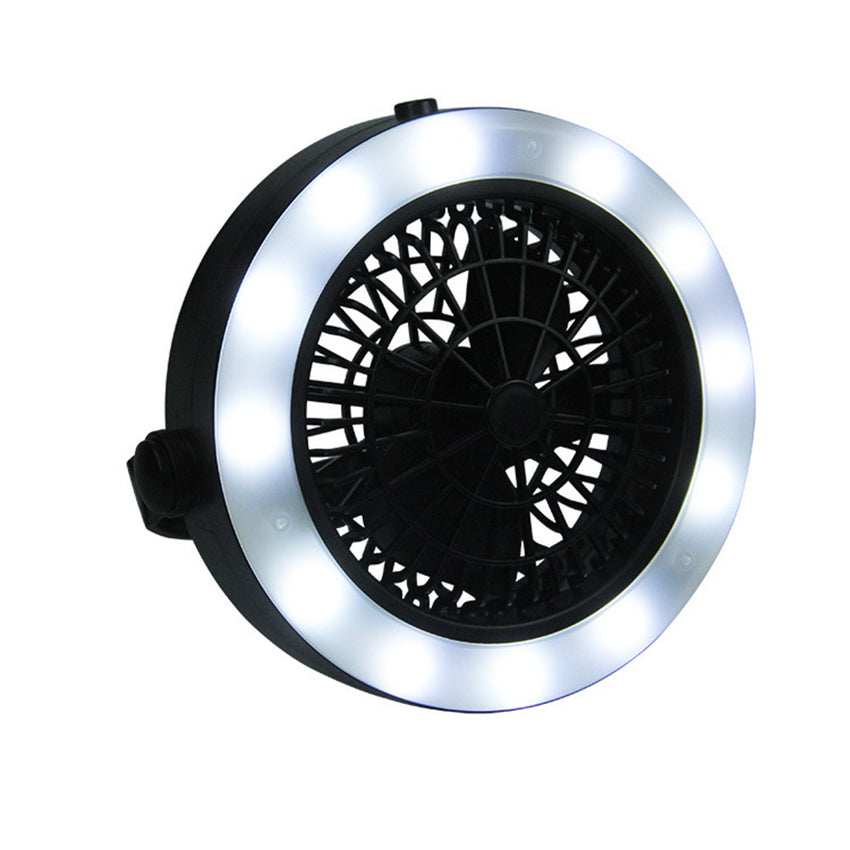 Portable Camping Fan and Lantern