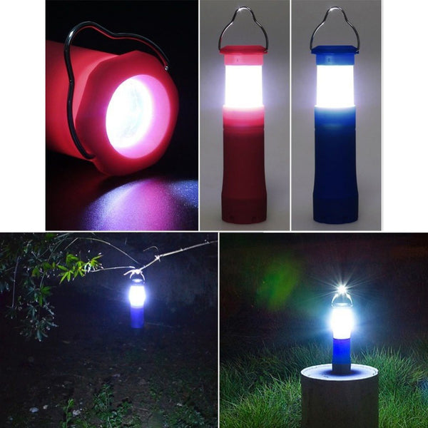Mini Tent Camping Lantern Light