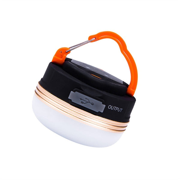 USB Rechargeable LED Camping Light