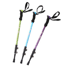 Adjustable AntiShock Trekking Stick