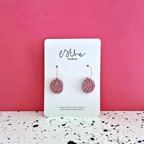 Golden Lines Collection | Hoops