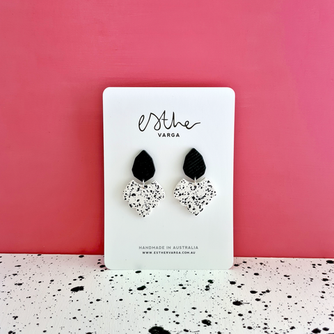 Dalmatian Collection | Gem Dangles