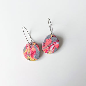 Splatter Kaleidoscope Collection | Hoops