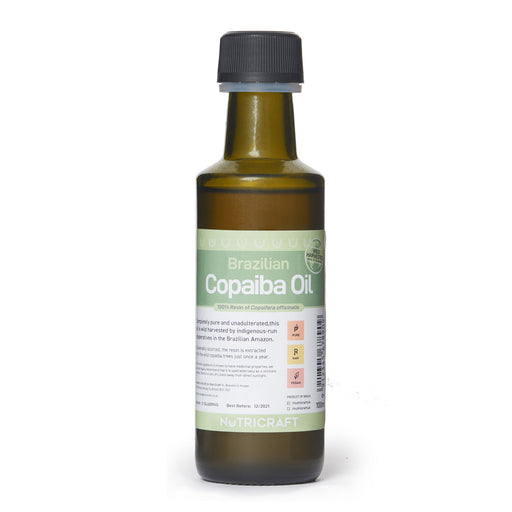 Copaiba Oil (Pure Tree Resin)