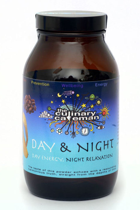 Day and Night Mix by The Culinary Caveman
