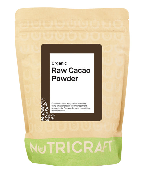 Organic Raw Cacao / Cocoa Powder