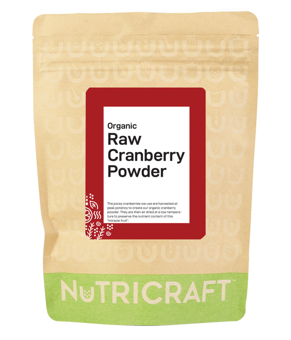 Organic Raw Cranberry Powder