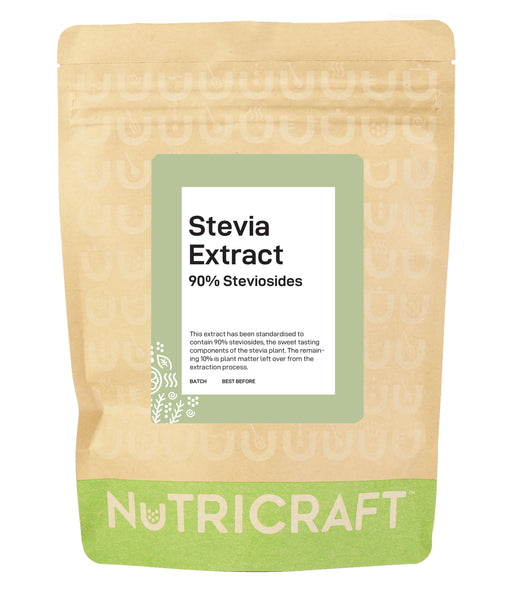 Stevia Extract Powder (90% Steviosides)