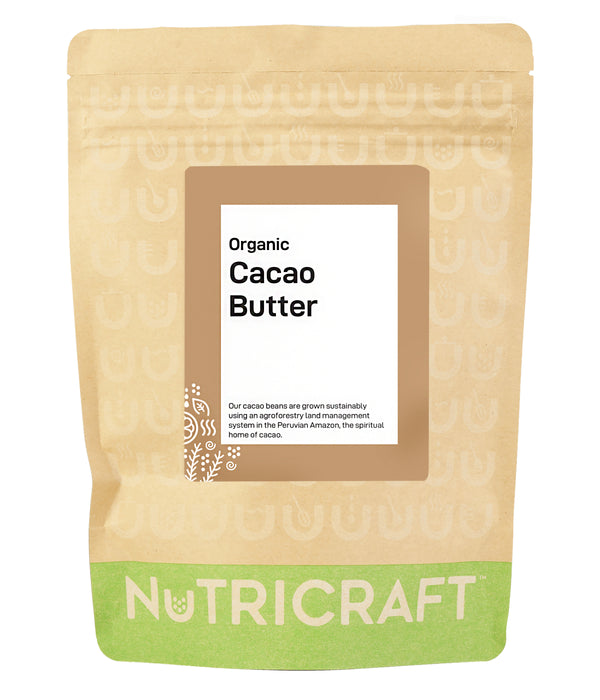 Organic Cacao / Cocoa Butter