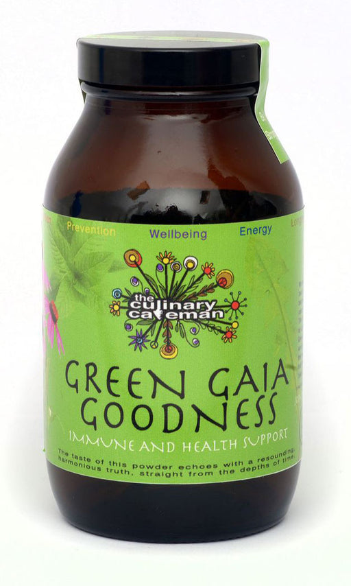 Green Gaia Goodness by The Culinary Caveman