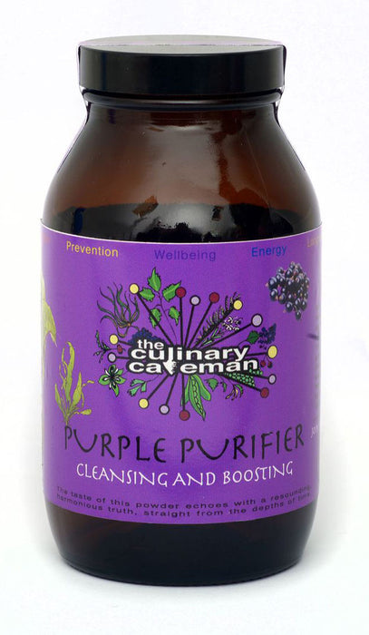 Purple Purifier by The Culinary Caveman
