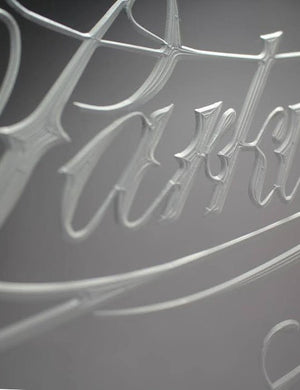 Reverse Window Etching