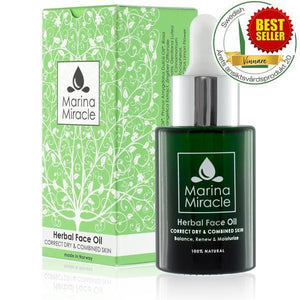 Marina Miracle HERBAL FACE OIL